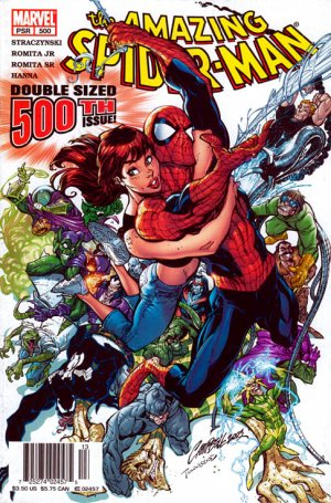 The Amazing Spider-Man édition Issues V1 Suite (2003 - 2013)