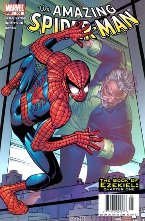 The Amazing Spider-Man 506 - The Book Of Ezekiel: Chapter One