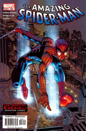 The Amazing Spider-Man 508 - The Book Of Ezekiel: Chapter Three