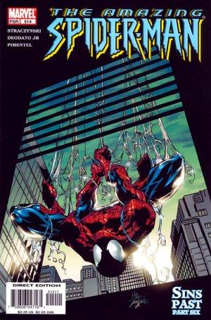 The Amazing Spider-Man 514 - Sins Past Part Six