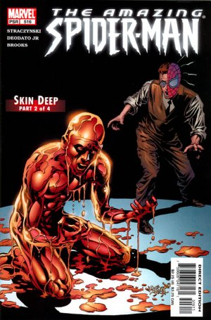 The Amazing Spider-Man 516 - Skin Deep Part Two