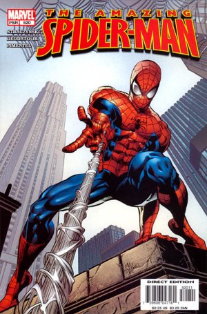 The Amazing Spider-Man 520 - Acts of Aggression