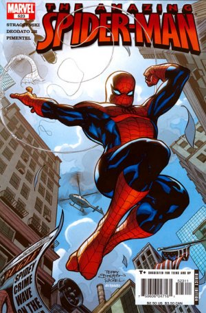 The Amazing Spider-Man 523 - Extreme Measures