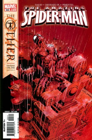 The Amazing Spider-Man 525 - The Other - Evolve or Die, Part Three: Rage
