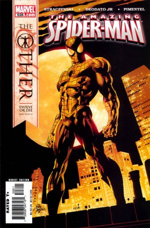 The Amazing Spider-Man 528 - The Other - Evolve or Die, Part 12: Post Mortem