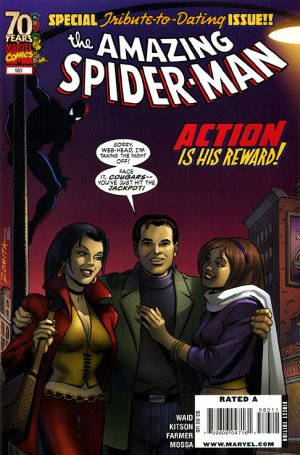 The Amazing Spider-Man # 583 Issues V1 Suite (2003 - 2013)