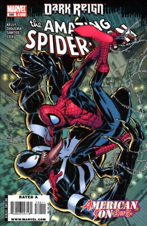 The Amazing Spider-Man # 596 Issues V1 Suite (2003 - 2013)
