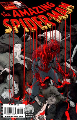 The Amazing Spider-Man # 619 Issues V1 Suite (2003 - 2013)