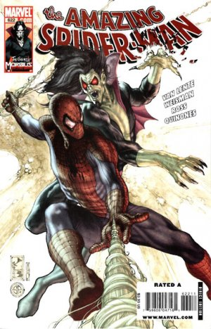 The Amazing Spider-Man # 622 Issues V1 Suite (2003 - 2013)