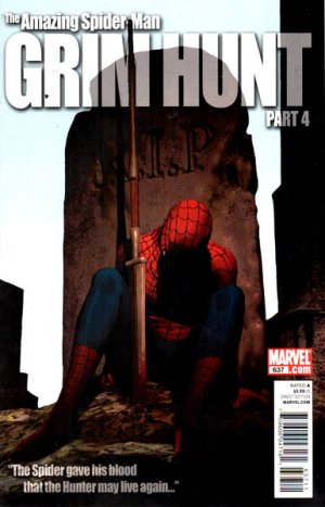 The Amazing Spider-Man # 637 Issues V1 Suite (2003 - 2013)