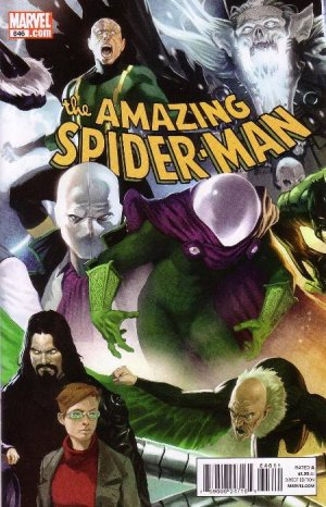 The Amazing Spider-Man # 646 Issues V1 Suite (2003 - 2013)