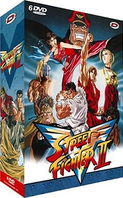 Street Fighter II V édition COFFRET  -  VO/VF