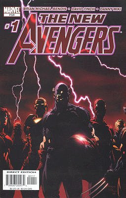 New Avengers édition Issues V1 (2005 - 2010)