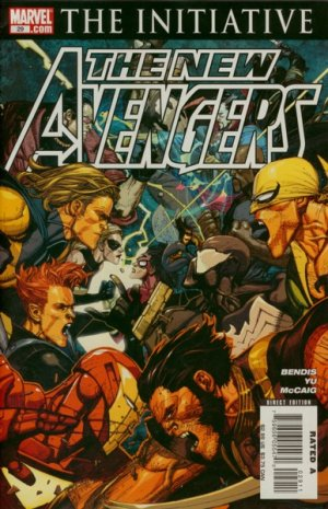 New Avengers # 29 Issues V1 (2005 - 2010)
