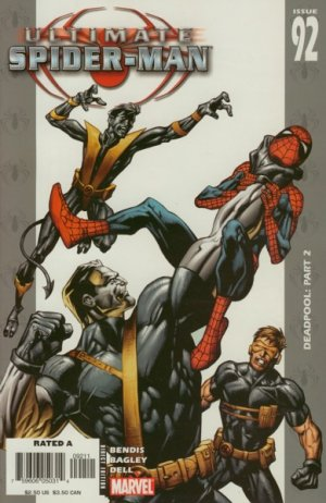 Ultimate Spider-Man # 92 Issues V1 (2000 - 2011)