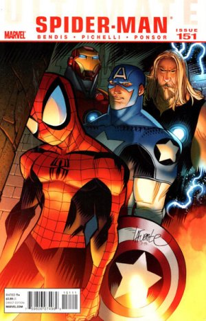 Ultimate Spider-Man # 151 Issues V1 (2000 - 2011)