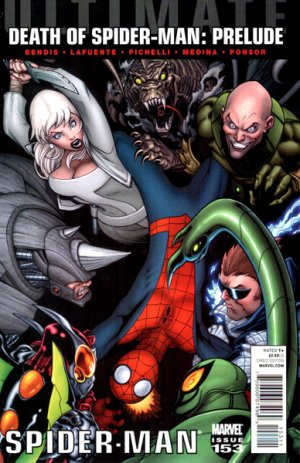 Ultimate Spider-Man # 153 Issues V1 (2000 - 2011)