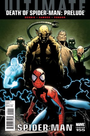 Ultimate Spider-Man # 155 Issues V1 (2000 - 2011)