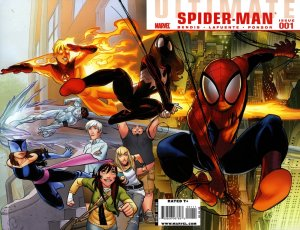 Ultimate Spider-Man édition Issues V2 (2009 - 2010)