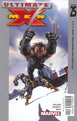 Ultimate X-Men # 25 Issues (2001 - 2009)