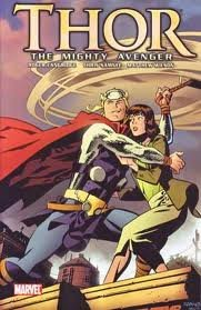 Thor - The Mighty Avenger édition TPB softcover (souple)