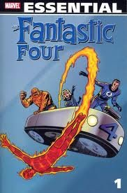 Fantastic Four édition SÉRIE Essential Fantastic Four (2008 - 2013)