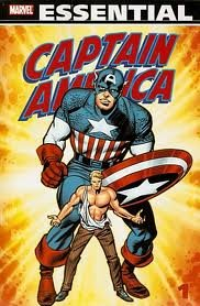 Captain America édition TPB HC - Essential - Issues V1 (2008 - 2013)