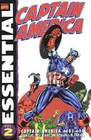 Captain America # 2 TPB HC - Essential - Issues V1 (2008 - 2013)