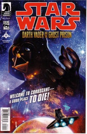 Star Wars - Darth Vader and The Ghost Prison édition Simple