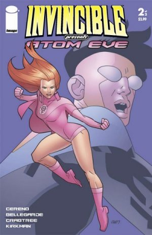 Invincible present - Atom Eve 2 - Invincible Presents : Atom Eve 2