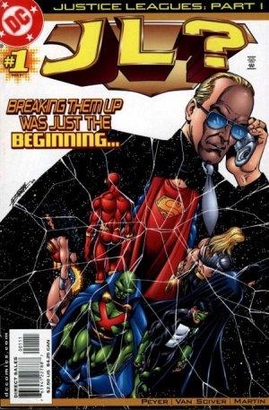 Justice Leagues - JL? édition Simple