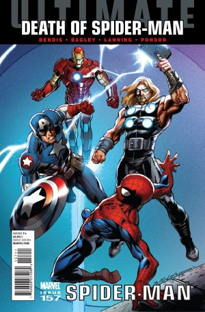 Ultimate Spider-Man # 157 Issues V1 (2000 - 2011)