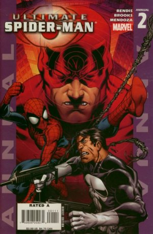 Ultimate Spider-Man # 2 Annuals V1 (2005 - 2008)