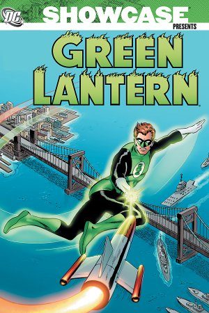 Green Lantern # 1 Showcase