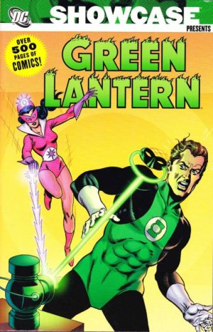 Green Lantern # 2 Showcase