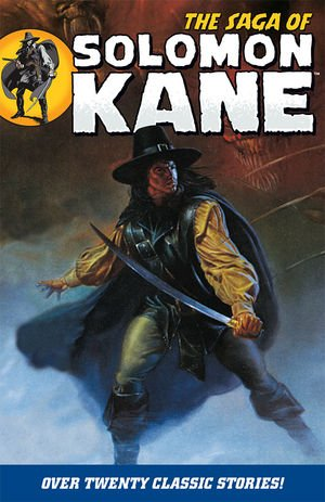 Solomon Kane édition Intégrale - The Saga of Solomon Kane