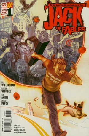 Jack of Fables # 1 Issues (2006 - 2011)
