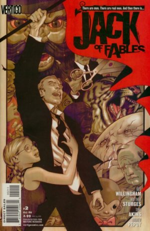 Jack of Fables # 2 Issues (2006 - 2011)