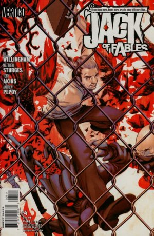 Jack of Fables # 4 Issues (2006 - 2011)