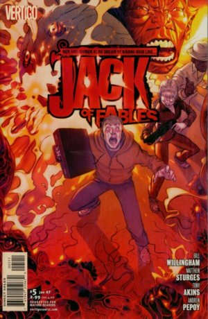 Jack of Fables # 5 Issues (2006 - 2011)