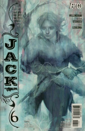 Jack of Fables # 6 Issues (2006 - 2011)