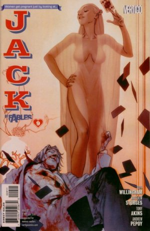 Jack of Fables # 9 Issues (2006 - 2011)