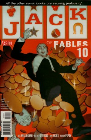 Jack of Fables # 10 Issues (2006 - 2011)