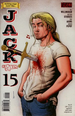 Jack of Fables # 15 Issues (2006 - 2011)