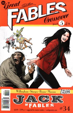 Jack of Fables # 34 Issues (2006 - 2011)
