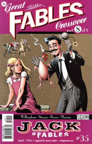 Jack of Fables # 35 Issues (2006 - 2011)