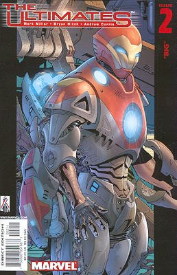 Ultimates # 2 Issues V1 (2002 - 2004)