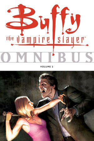 Buffy Contre les Vampires édition TPB softcover (souple) - Omnibus