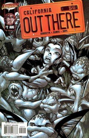 Out there # 2 Issues