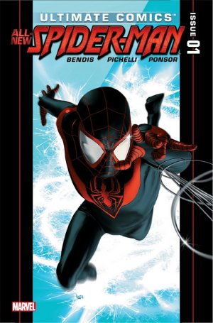 Ultimate Comics - Spider-Man # 1